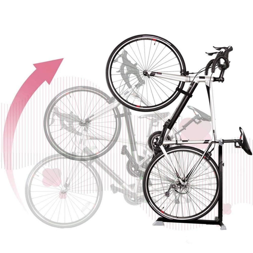 best vertical floor bike rack