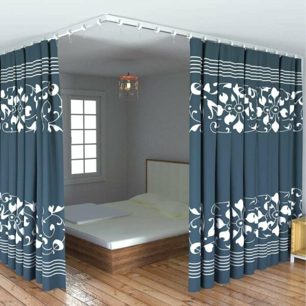buy curtain track for ceiling